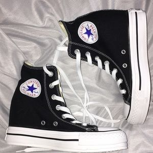 a95931c7cd525 Converse Wedges for Women   Poshmark